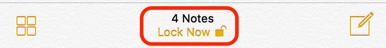 iOS 9 Notes password protection iPhone screenshot 007