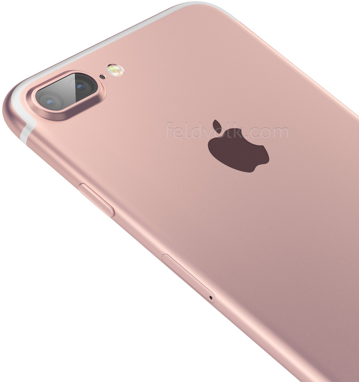 iPhone 7 render Feld Volk image 001