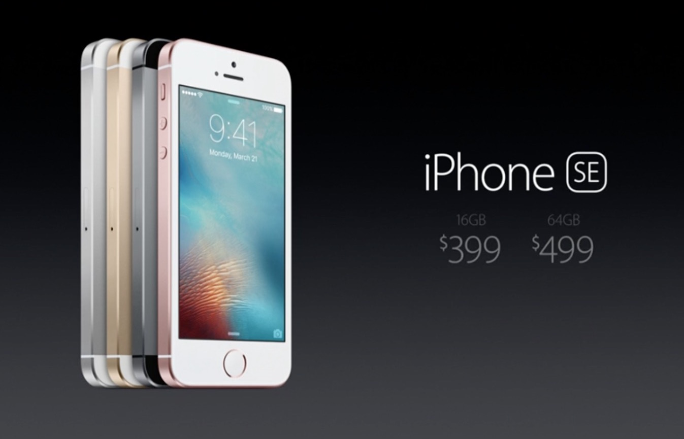 Se Iphone Price
