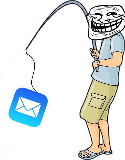 ¿Qué es un correo electrónico de phishing?