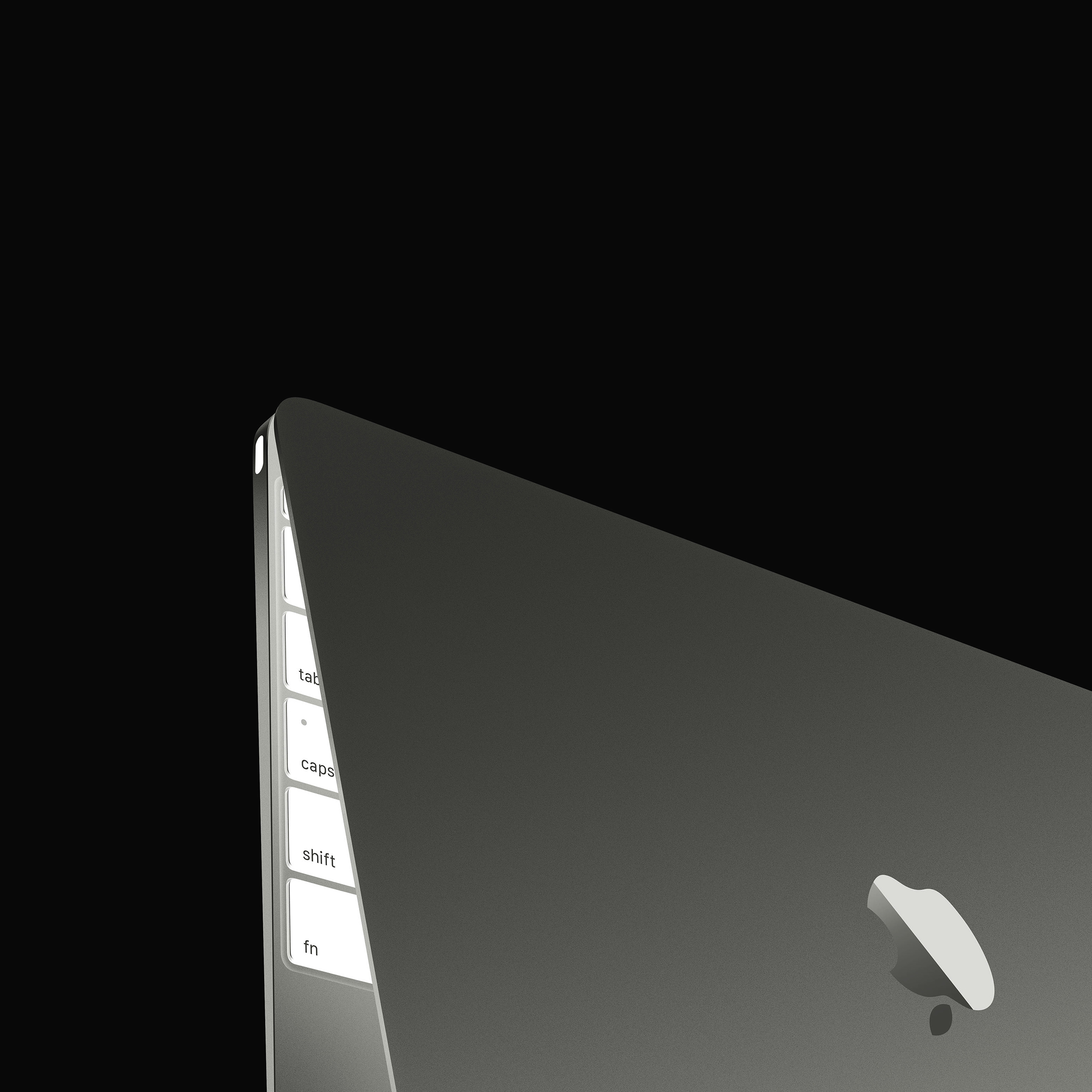 no-usb-macbook-dark-apple-40-wallpaper