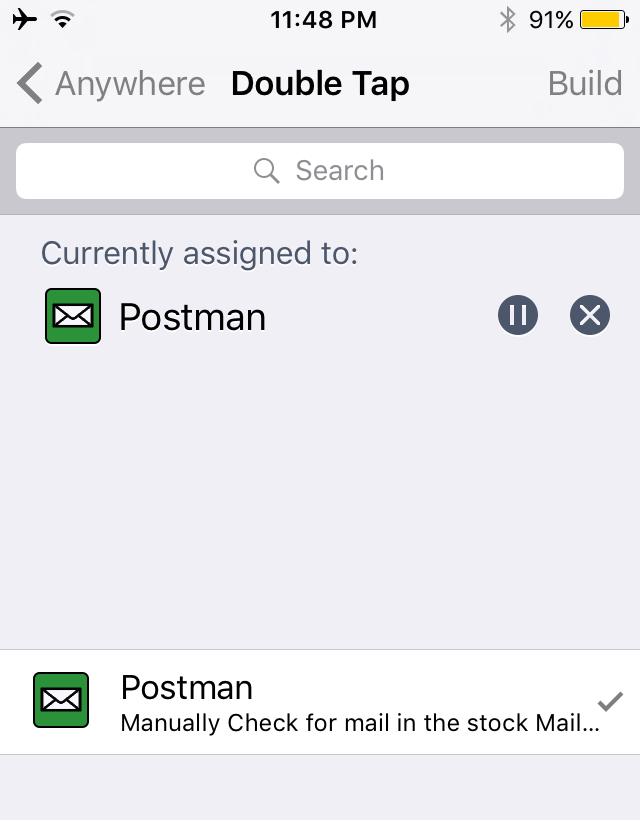 postman activator settings