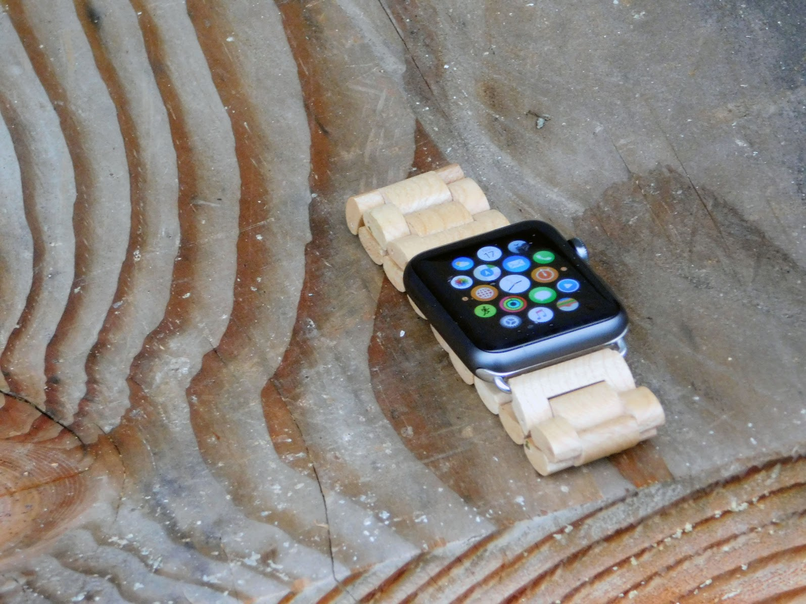 Ottm Maple Apple Watch Band