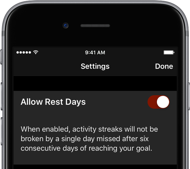 Activity PlusPlus for iOS iPhone screenshot 001