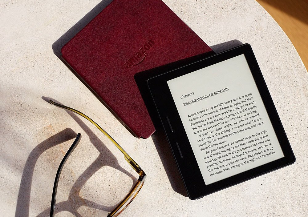 Amazon Kindle Oasis image 003