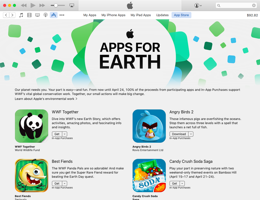 App Store Apps for Earth image 001