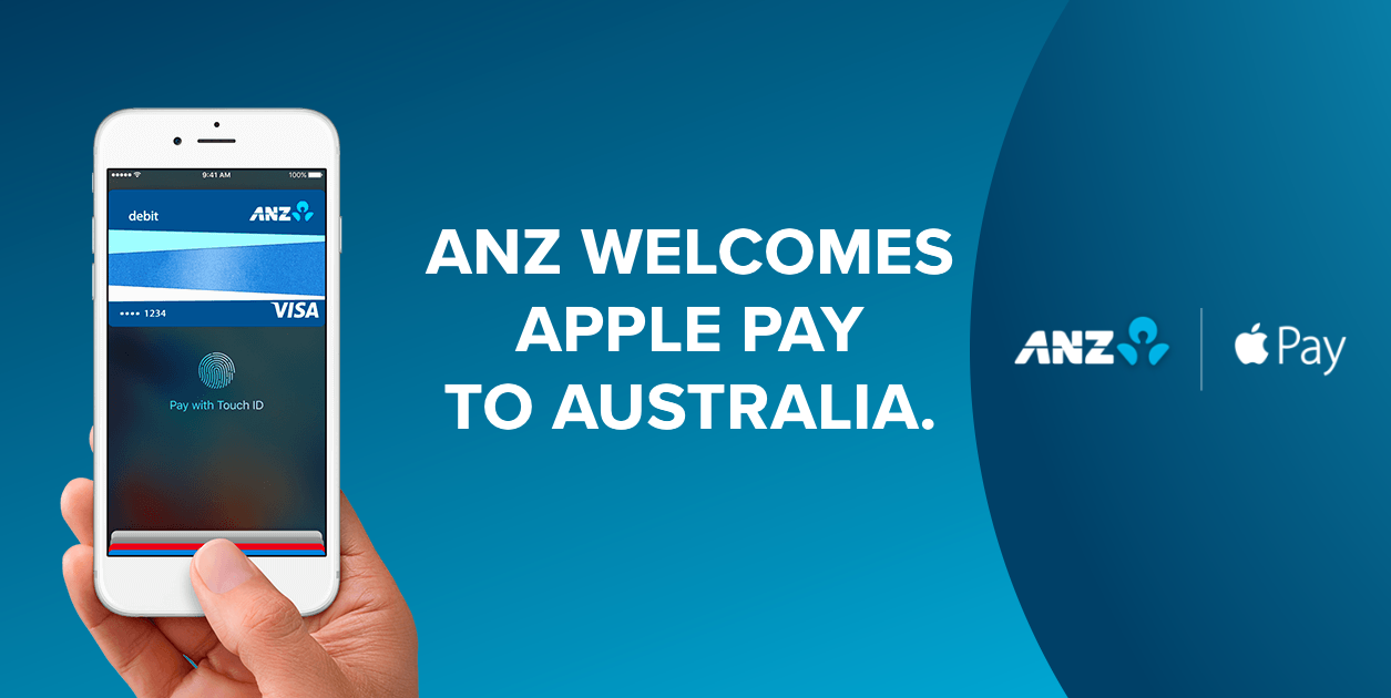 Apple Pay ANZ Australia teaser 001