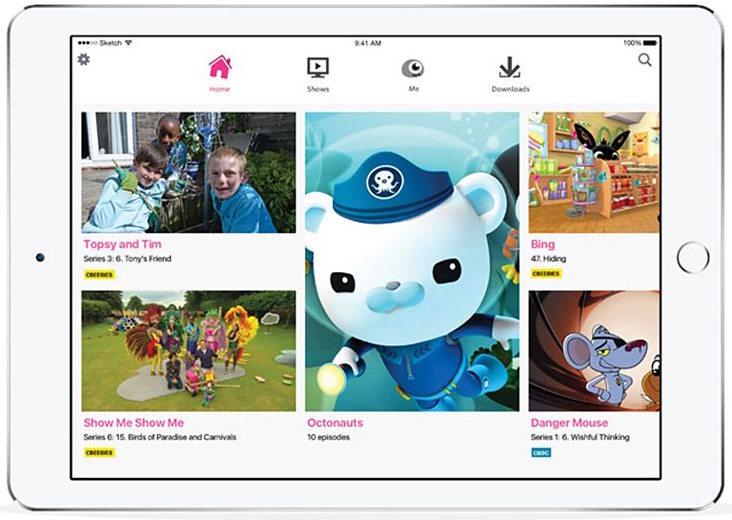 BBC iPlayer Kids image 002