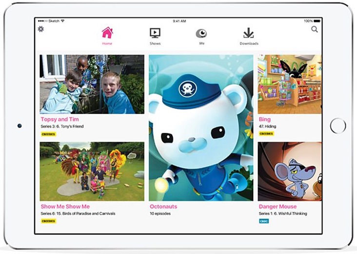 BBC iPlayer Kids imagen 002