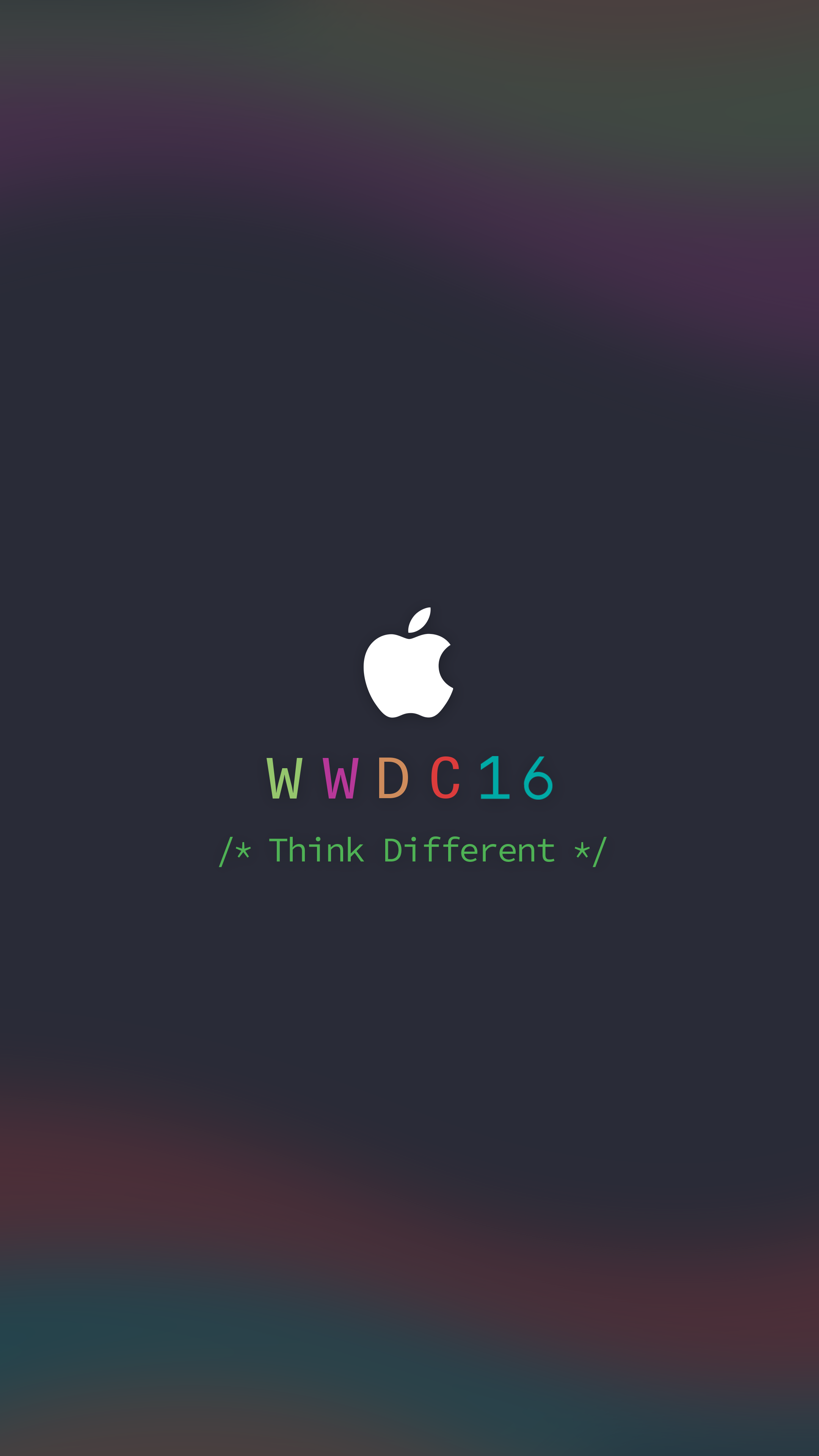 FlareZephyr WWDC 2016 wallpaper 2