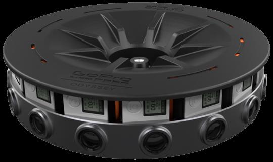 GoPro Odyssey image 002