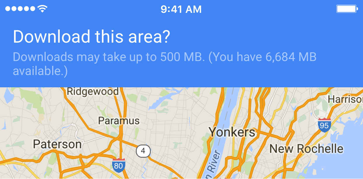 Best Nyc Map App.How To Download Areas In Google Maps For Offline Use