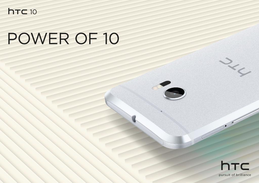 The new HTC 10 is the first Android smartphone with native support for Apple's AirPlay technology