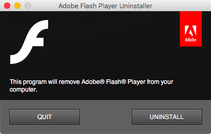 adobe flash player install manager mac trojan
