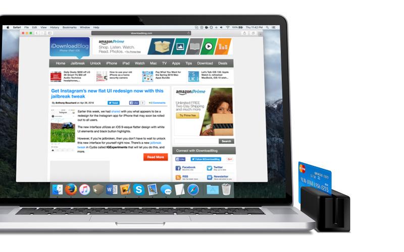 How to set up bookmark folder on ipad email