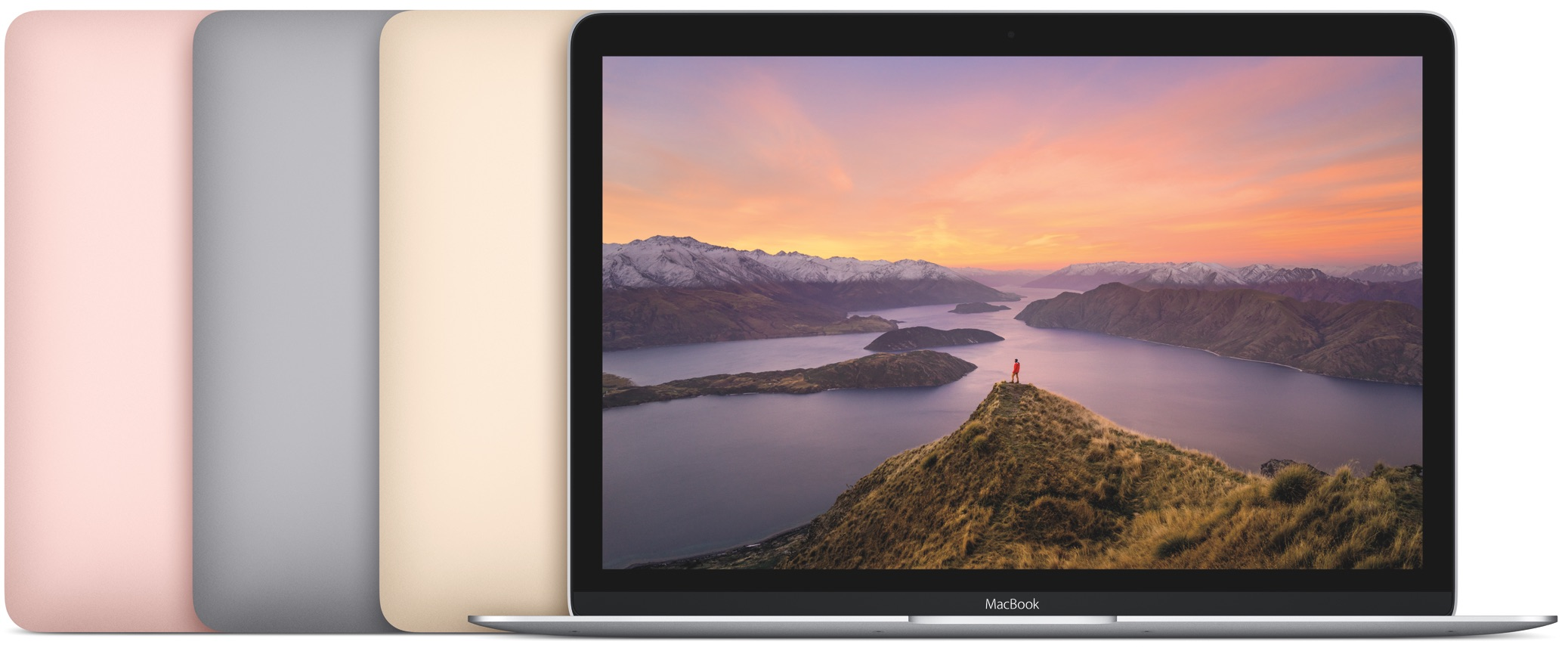 MacBook twelve-inch early-2016 family image 002