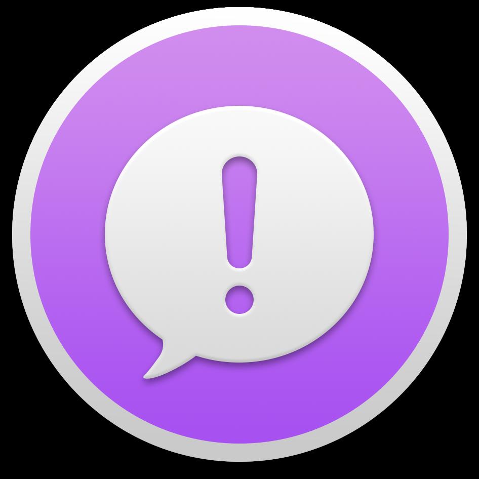 OS X El Capitan Feedback Assistant icon full size
