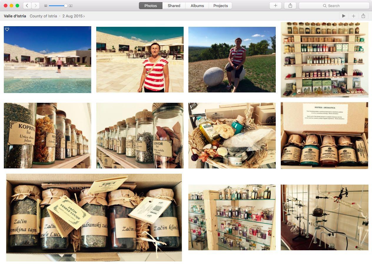 OS X El Capitan Photos map Mac screenshot 001