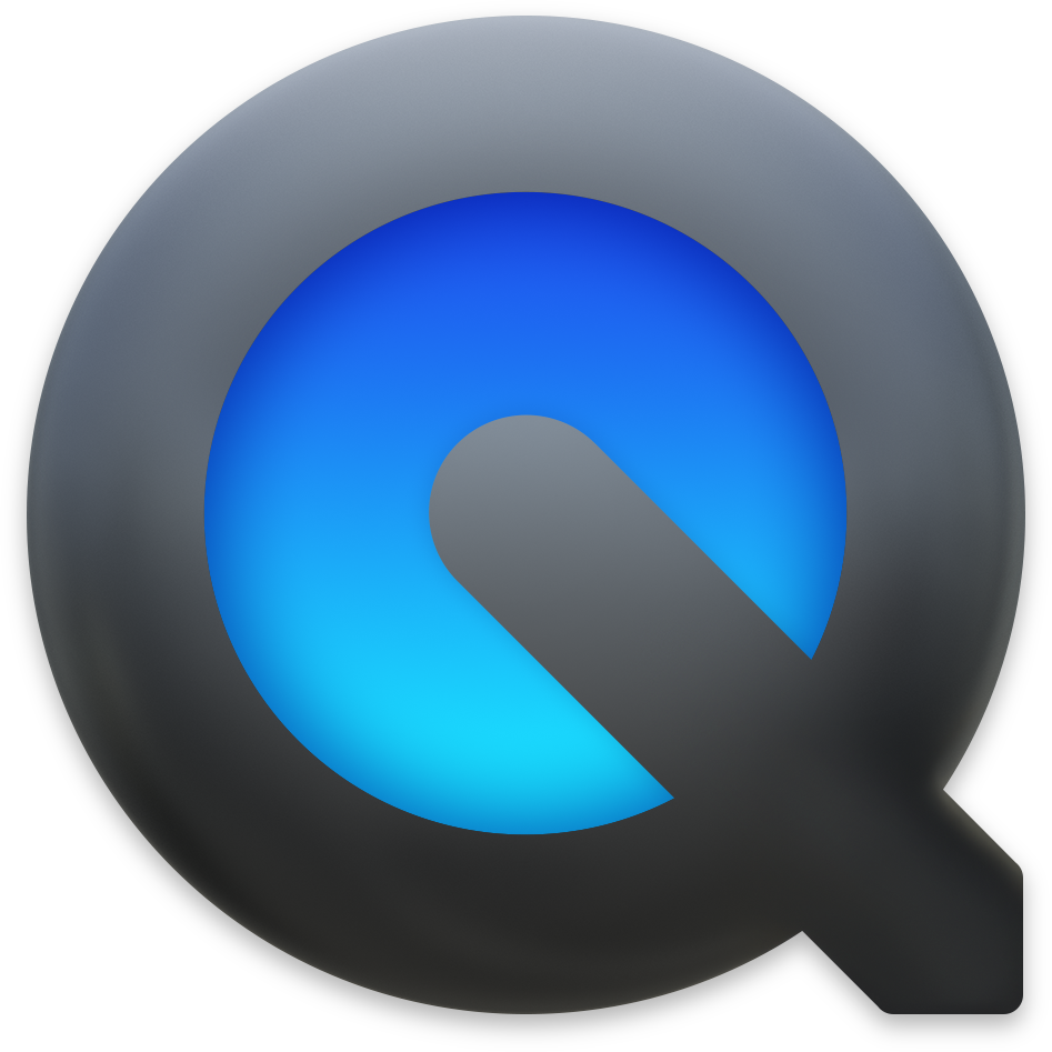 Billedresultat for quicktime player logo