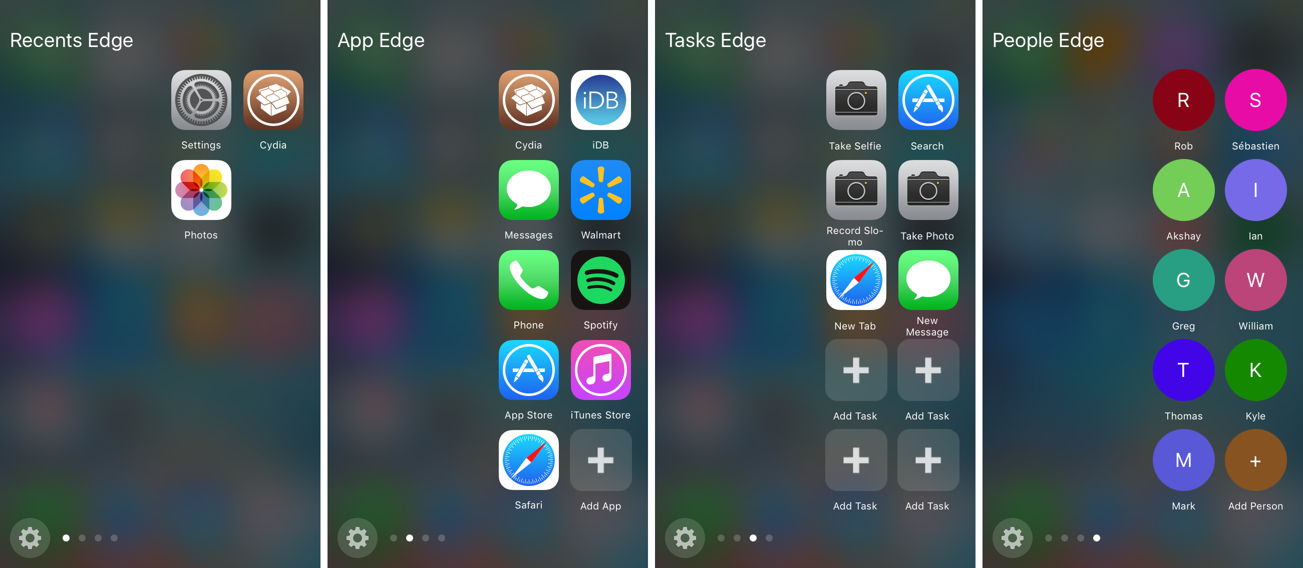 Edge All Interface