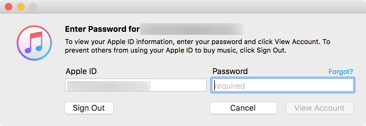 Sign in to Apple ID Mac 2