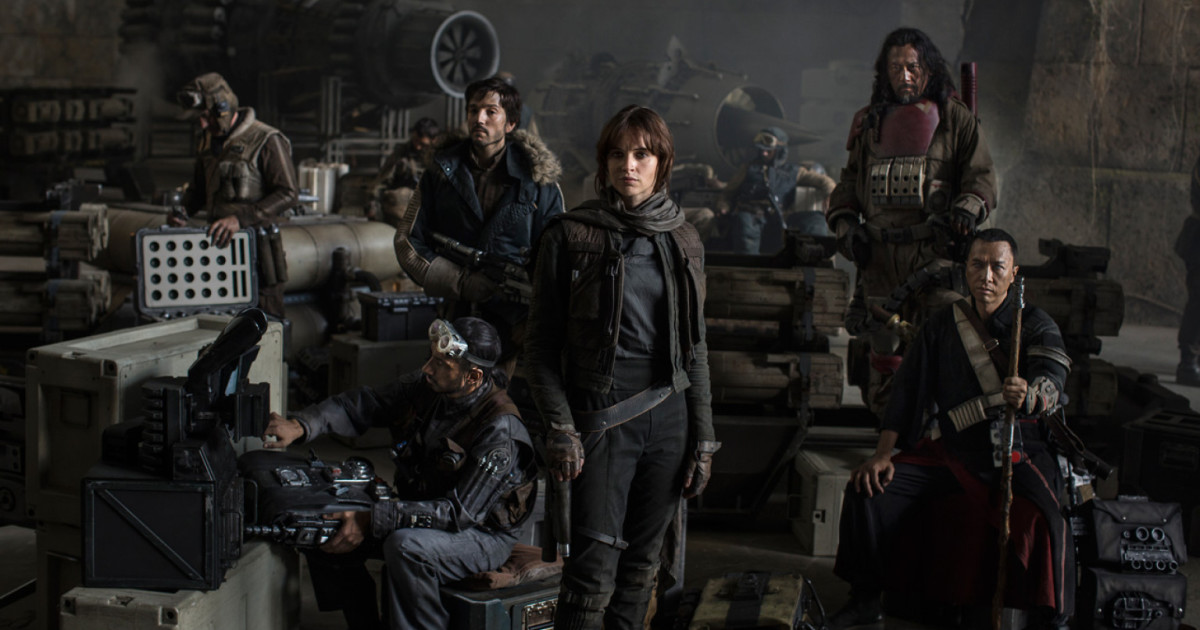 Star WArs Rogue One cast 001