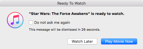 Star Wars: The Force Awakens hits iTunes as HD download ahead of