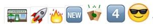 Teclado Starbucks 1.0 para emoji 001