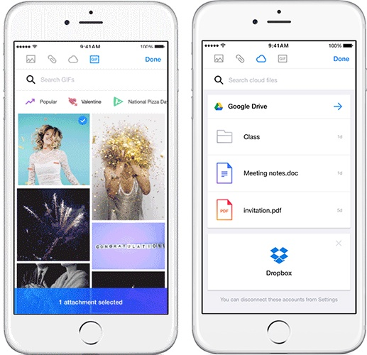 Yahoo Mail 4.3 for iOS iPhone screenshot 001