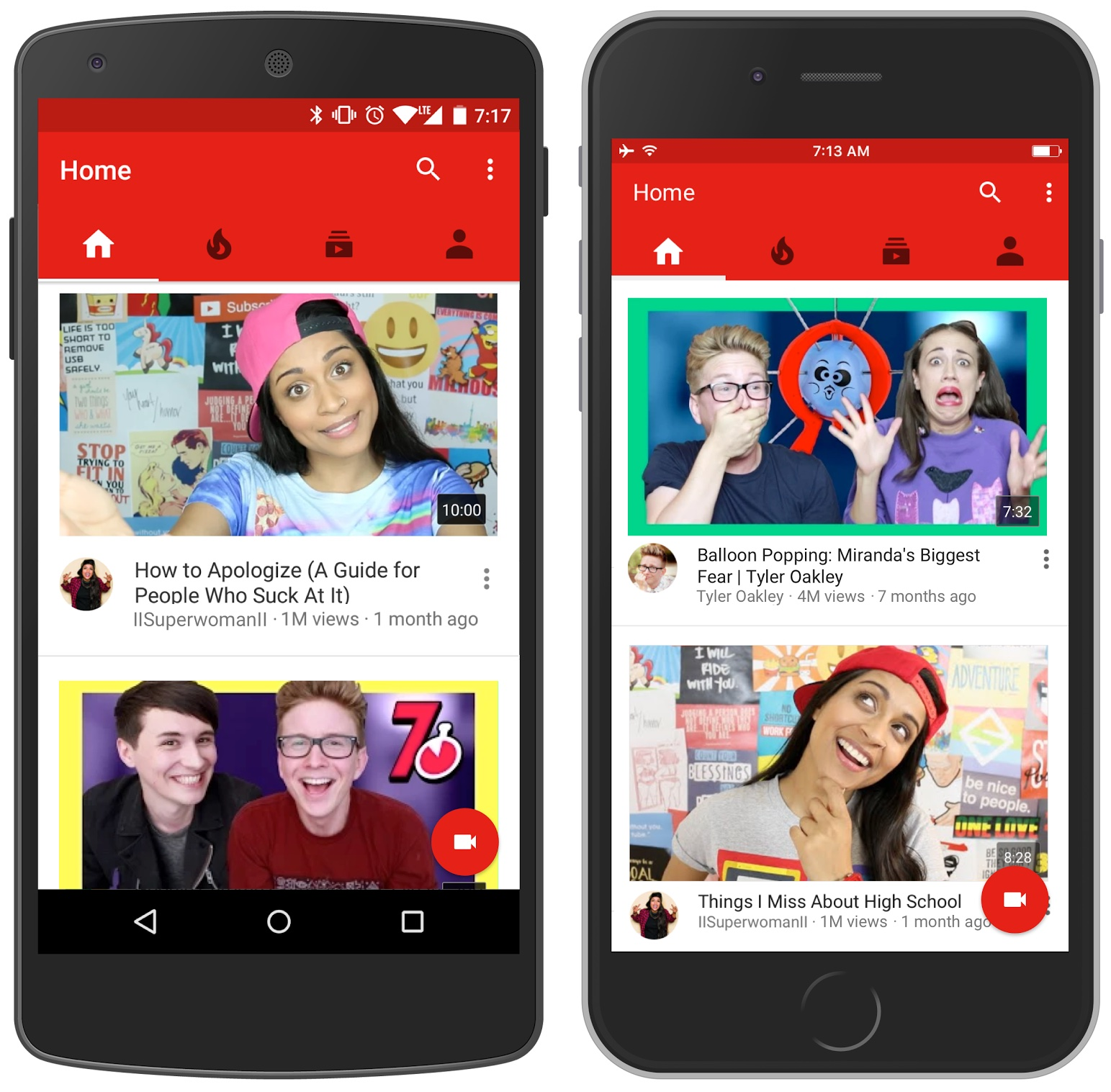YouTube's Revamped Home Feed Is Smart, Too, Thanks To