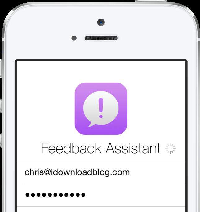 iOS 9 Feedback Assistant teaser 001