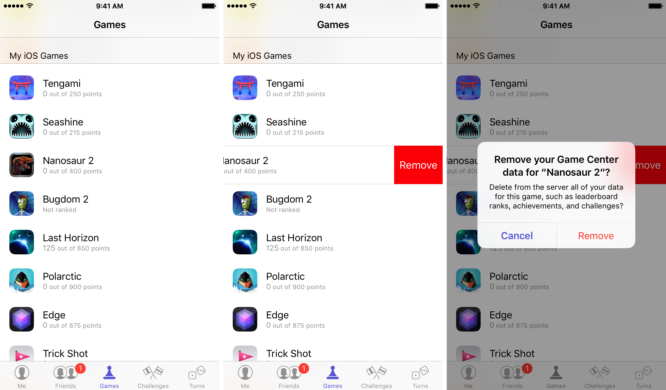 How to delete Game Data on iPhone IOS 11 and Other ...
