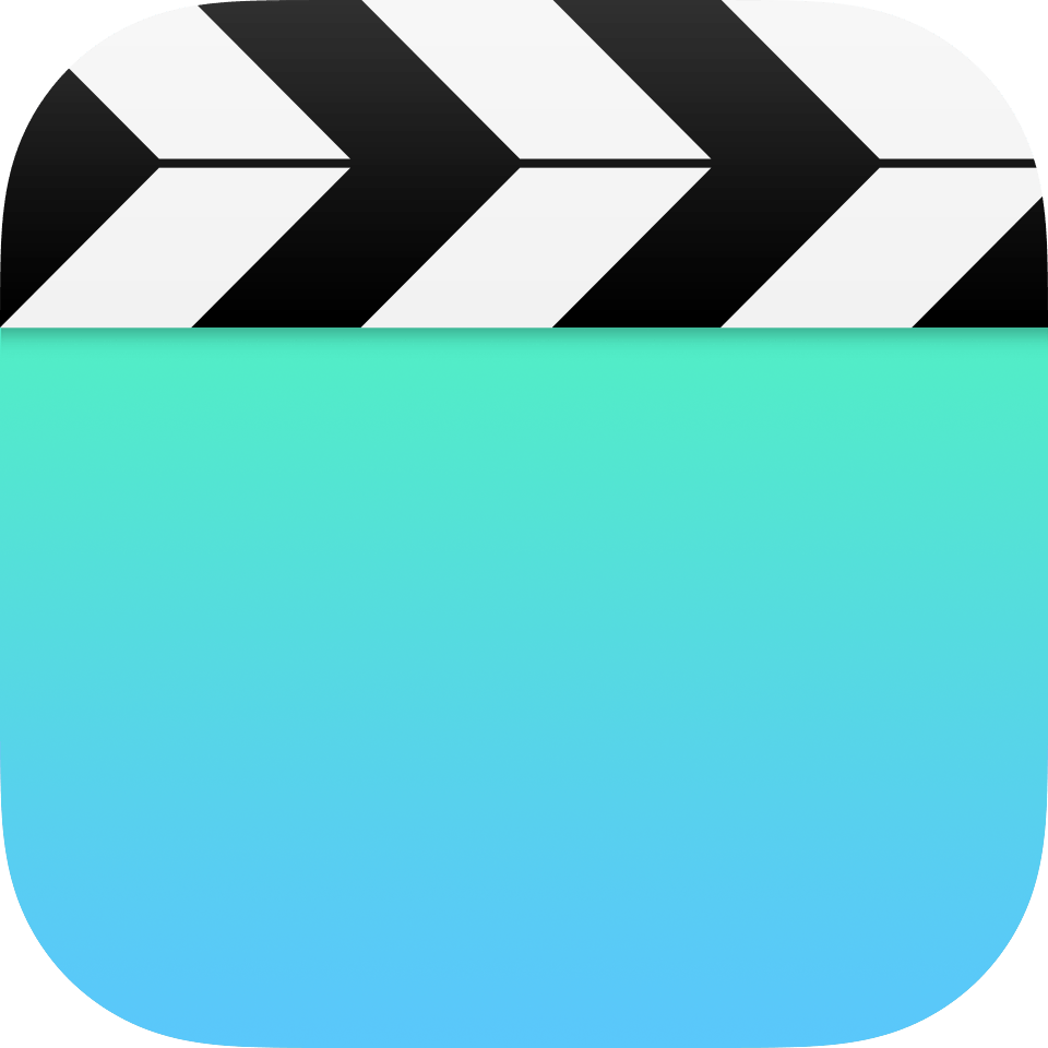 iOS 9 Videos app icon full size