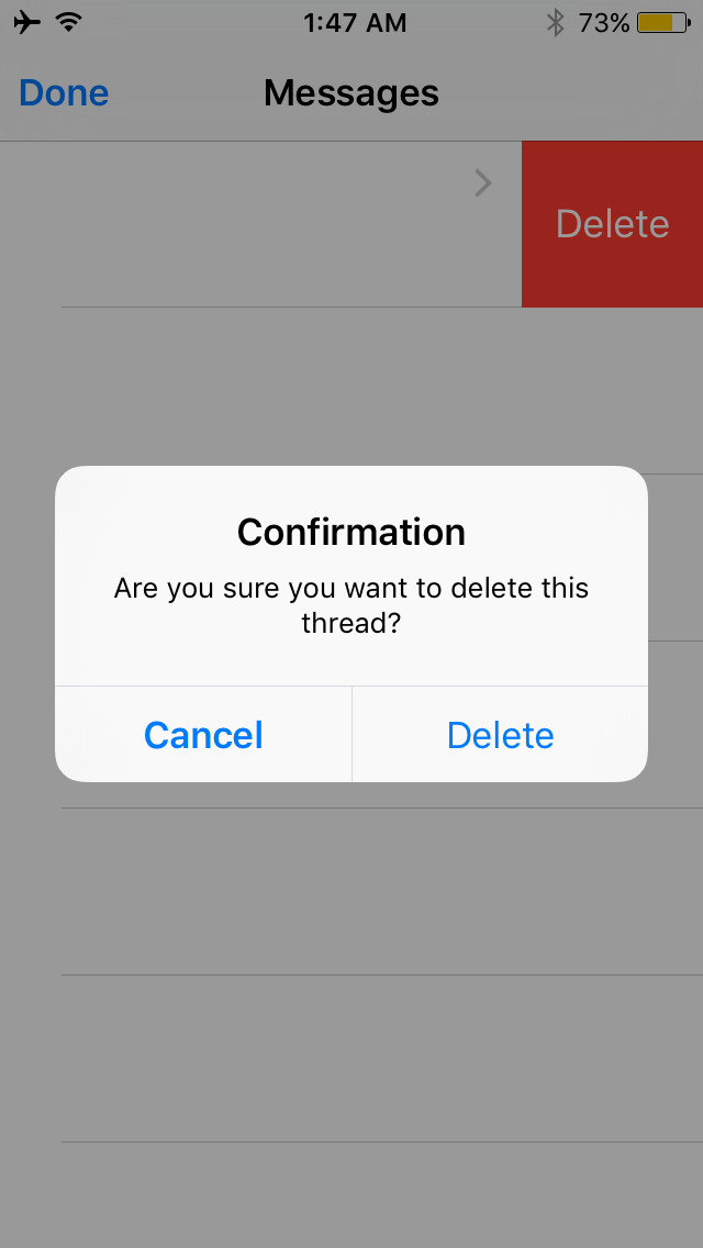 messagedeleteconfirmer confirms your messages app deleting message threads