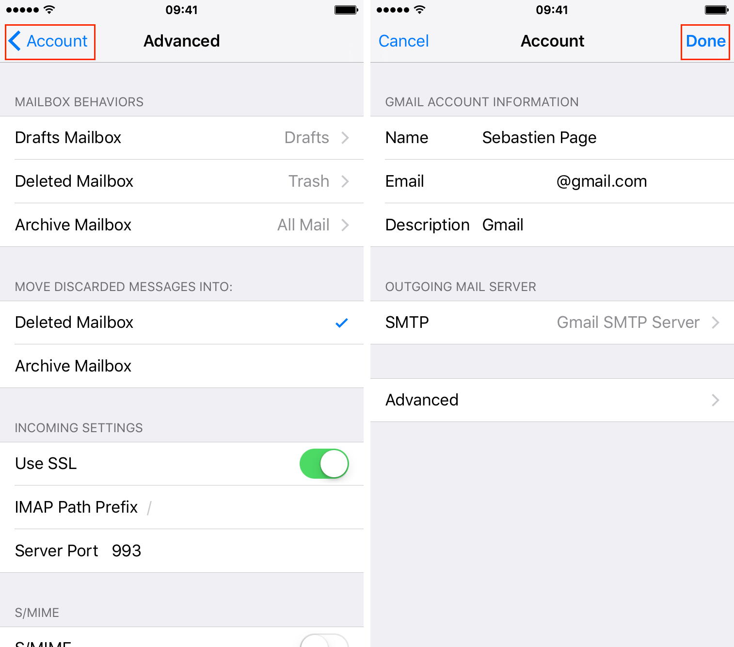 how to block emails iphone how to stop your iphone from archiving emails 17080