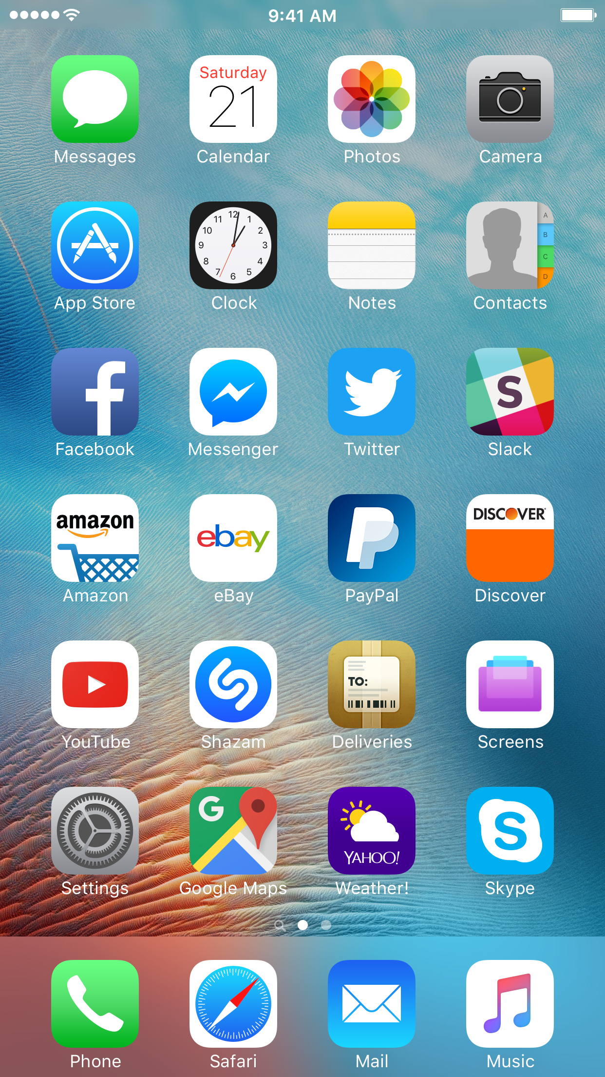 iphone home screen what s on your home screen anthony bouchard 1313