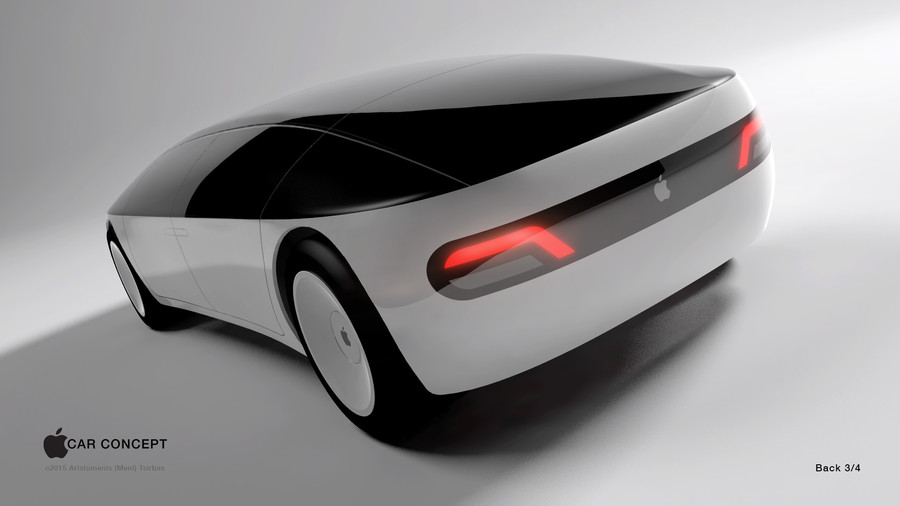 Apple Car concept Aristomenis Tsirbas image 001