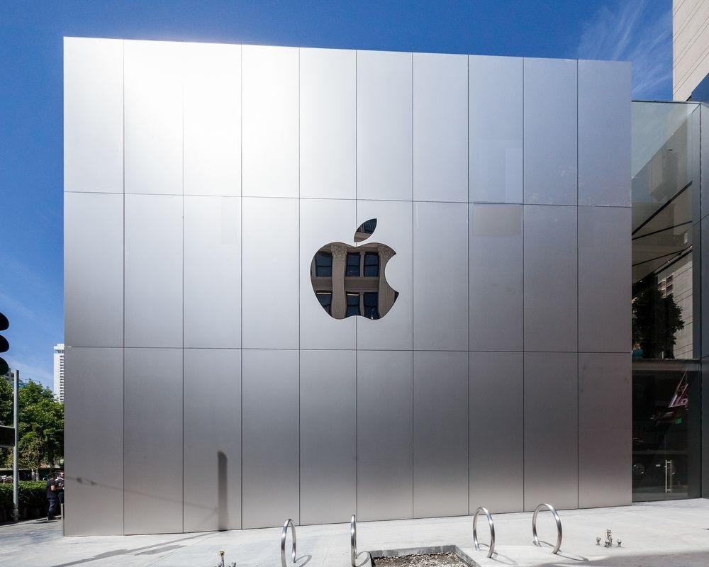 Apple Store Union Square image 001
