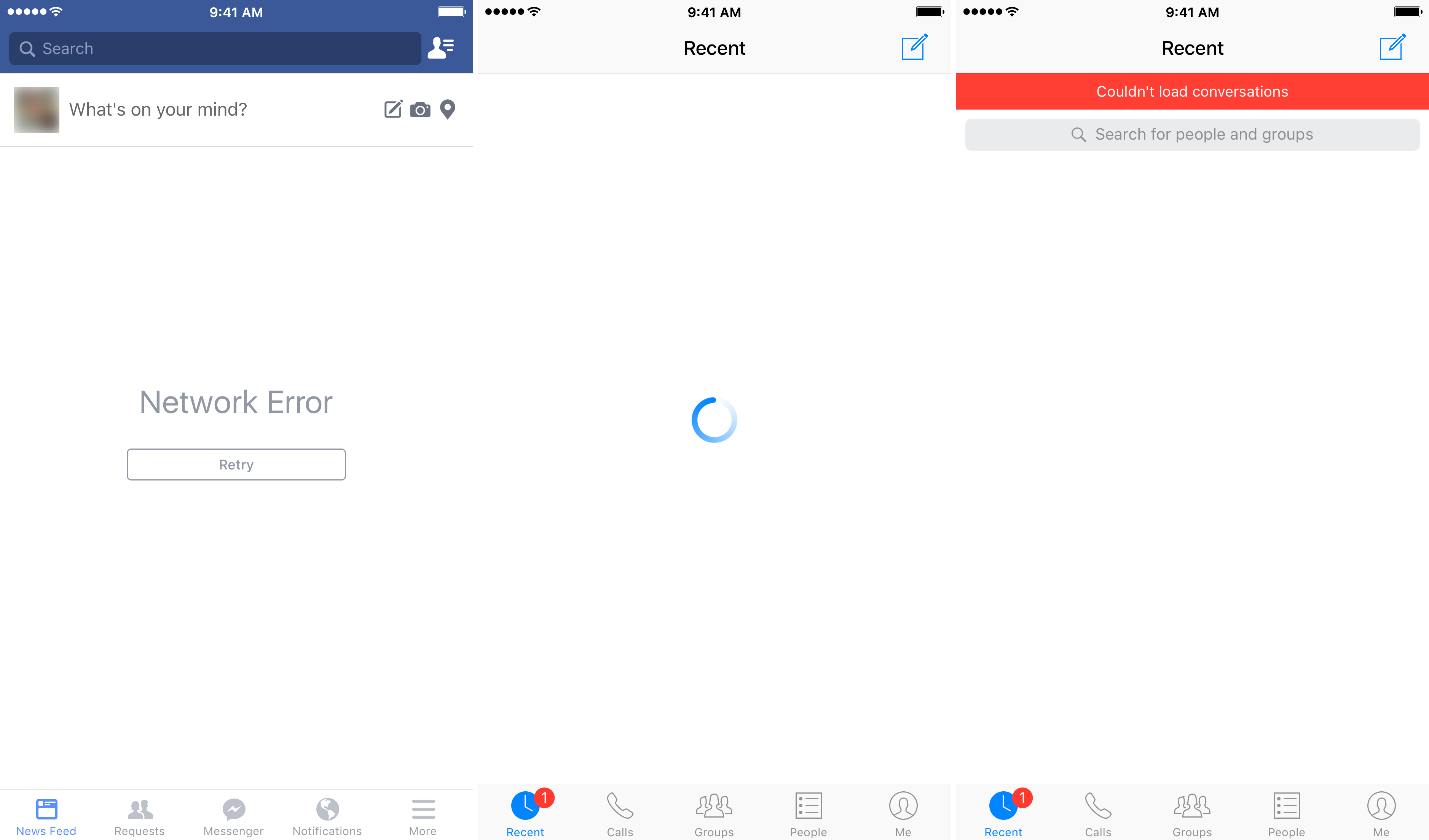 Facebook not loading on your iPhone? Try this