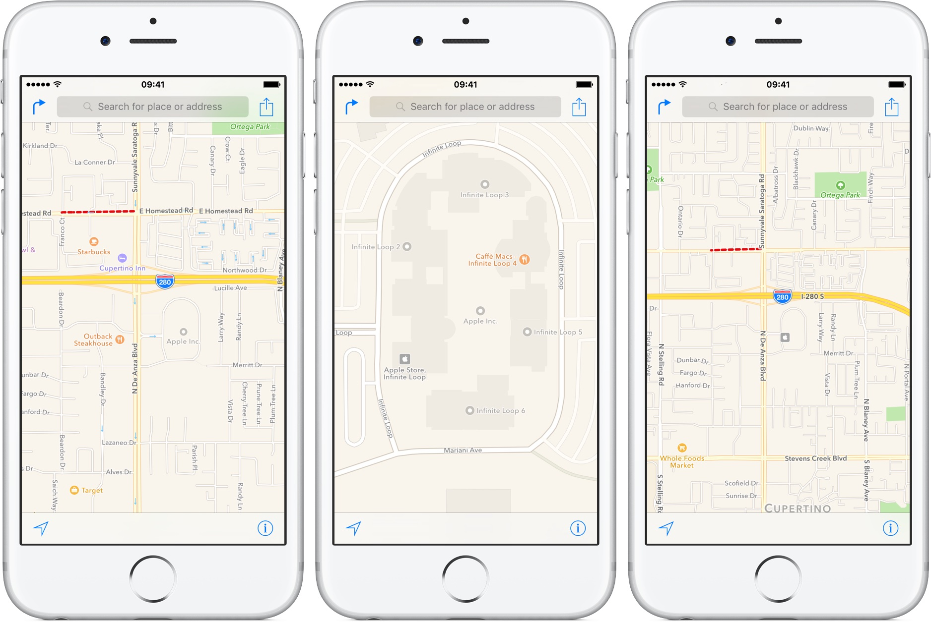 Apple Maps for iOS teaser 001