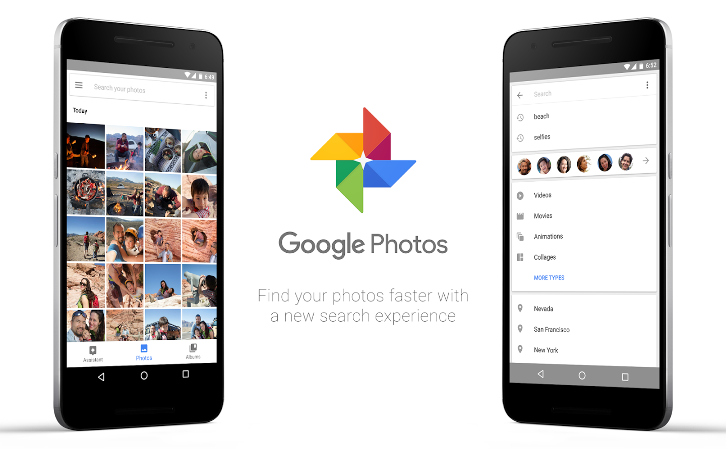 Google Photos 1.1 for iOS revamped search teaser 001