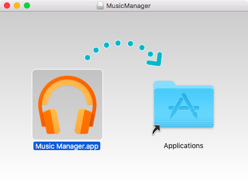 Google Play Music Manager for Mac screenshot 001