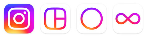 Instagram new app icons