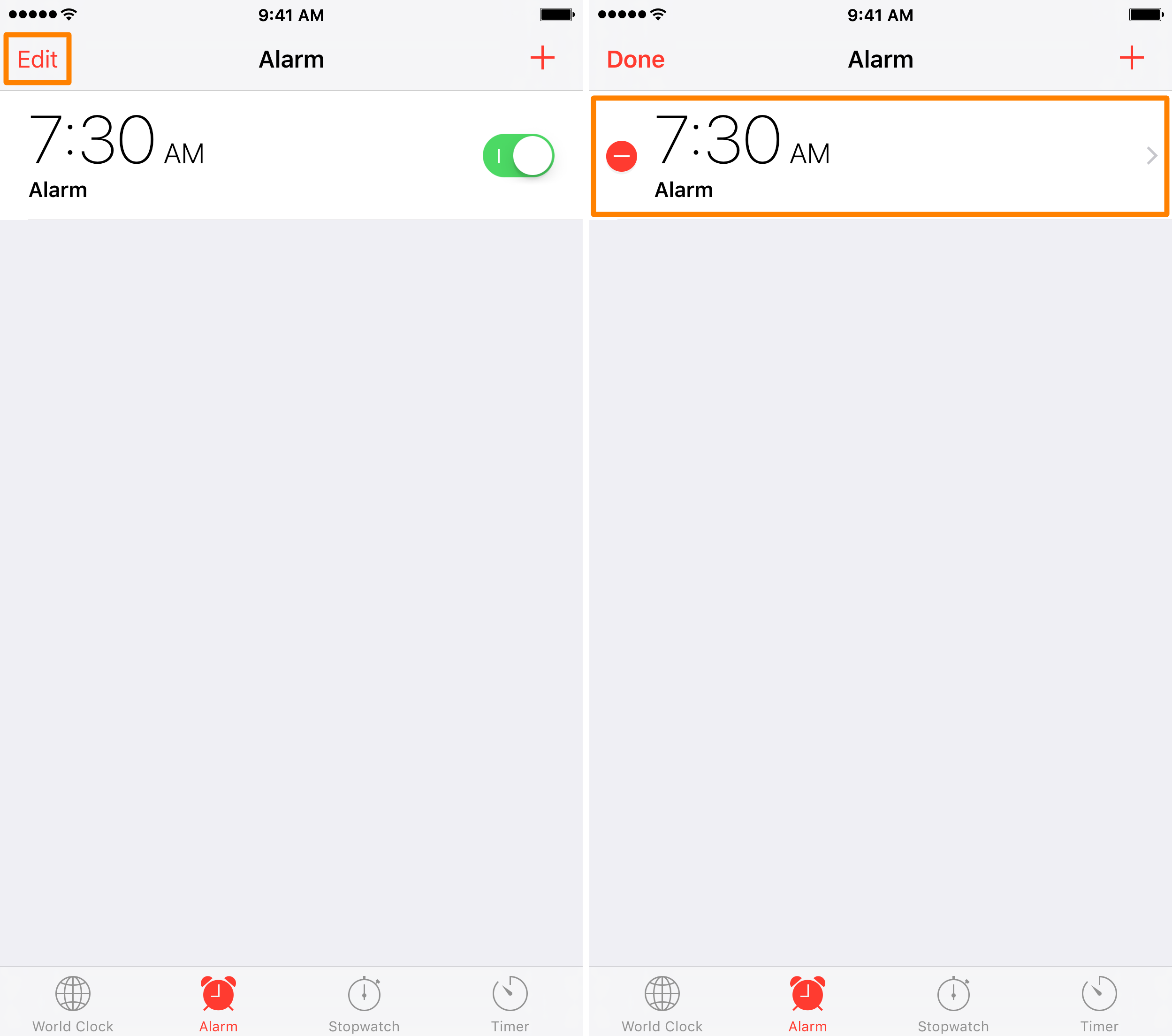 Keeping iPhone from vibrating during alarm 3