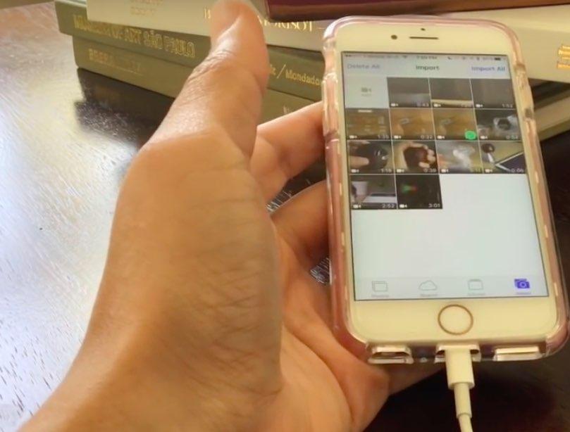Lightning to USB Camera Adapter image 002