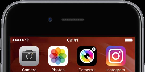 My Home Screen Christian Zibreg iPHone screenshot 004