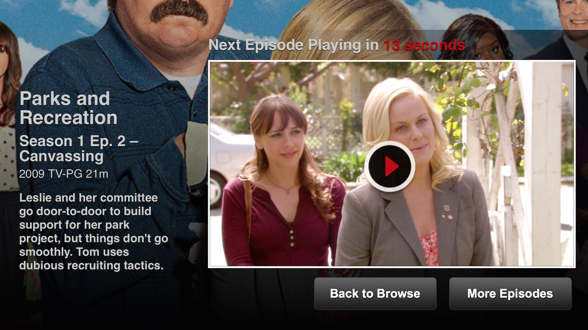 Netflix Post Play screenshot 001