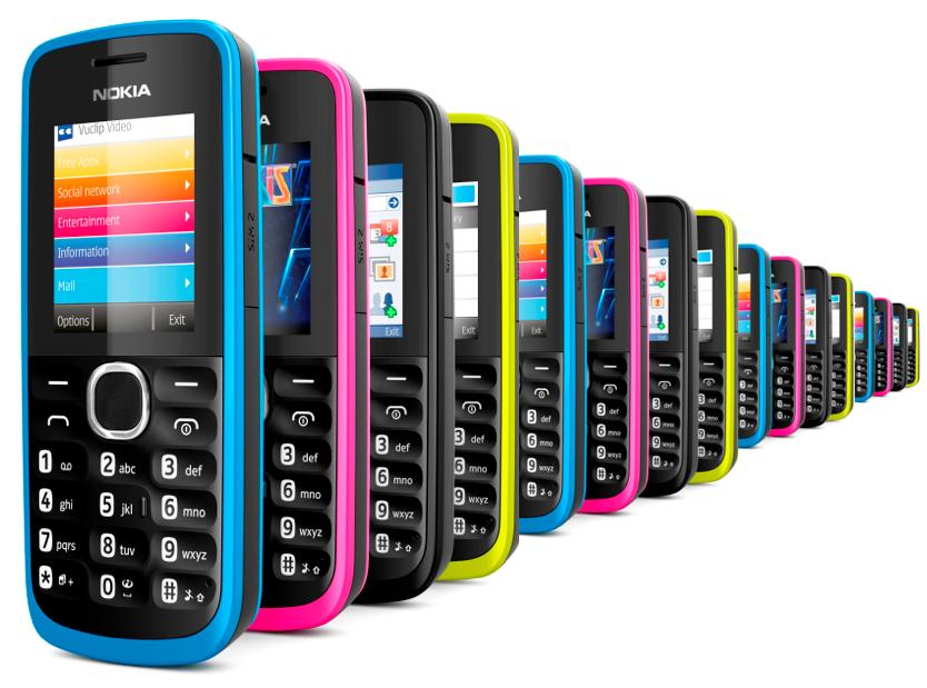 Nokia feature phones image 001