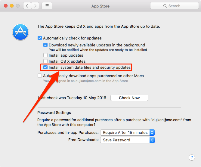 """How to stop """"Upgrade to macOS High Sierra"""" notifications"""