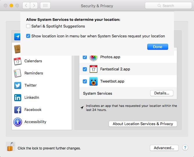OS X El Capitan System Preferences Spotlight Suggestions MAc screenshot 001